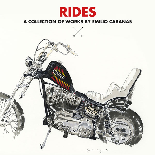 Roberto Seifert Tätowierungen – Rides – A Collection of Works by Emilio Cabanas